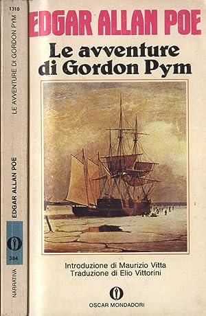 Le avventure di Gordon Pym: Edgar Allan Poe
