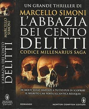 L'abbazia dei cento delitti Codice Millenium Saga: Marcello Simoni