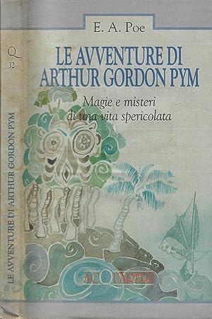 Le avventure di Arthur Gordon Pym Magie: Edgar Allan Poe