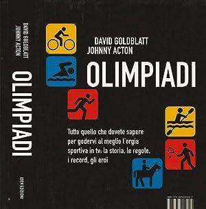 Olimpiadi: David Goldblatt, Johnny