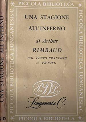 Una stagione all'inferno: Arthur Rimbaud