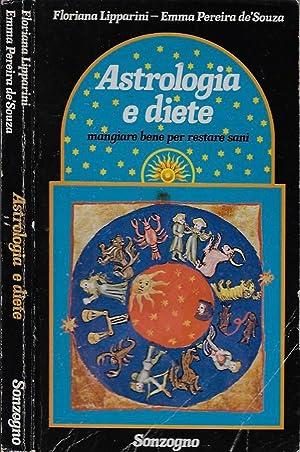 Astrologia e diete mangiare bene per restare: Floriana Lipparini, Emma