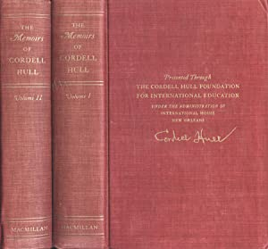 The memoirs of Cordell Hull Vol. I - II