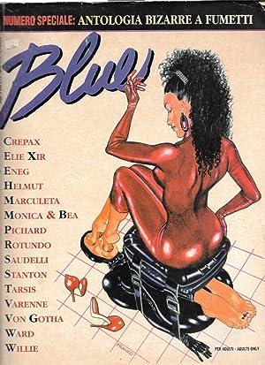 Blue Antologia bizarre a fumetti: AA.VV.