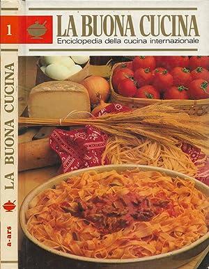 La buona cucina. Enciclopedia della cucina internazionale.: Giuliana Bonomo, a