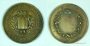 Société d'Horticulture et de Botanique de Beauvais. Medaille Bronze