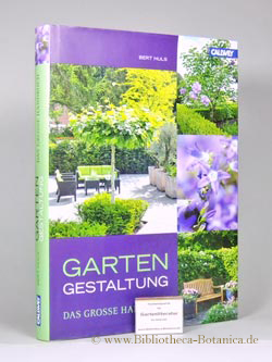 gartengestaltung das gro e handbuch von huls bert kullmann folko bearb m nchen callwey. Black Bedroom Furniture Sets. Home Design Ideas