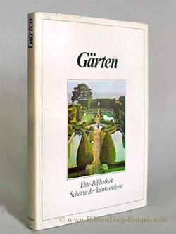 Gärten.: Porcinai, Pietro/Mordini, Attilio: