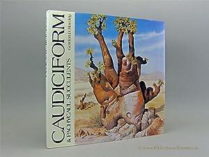 Caudiciform & pachycaul succulents. Pachycauls, bottle-, barrel-: Rowley, Gordon D.: