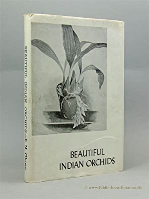 Beautiful indian orchids.: Ghose, B. N.:
