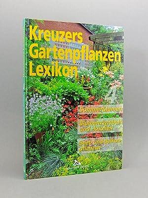 9783878151401 Kreuzers Gartenpflanzen Lexikon 4 Sommerblumen