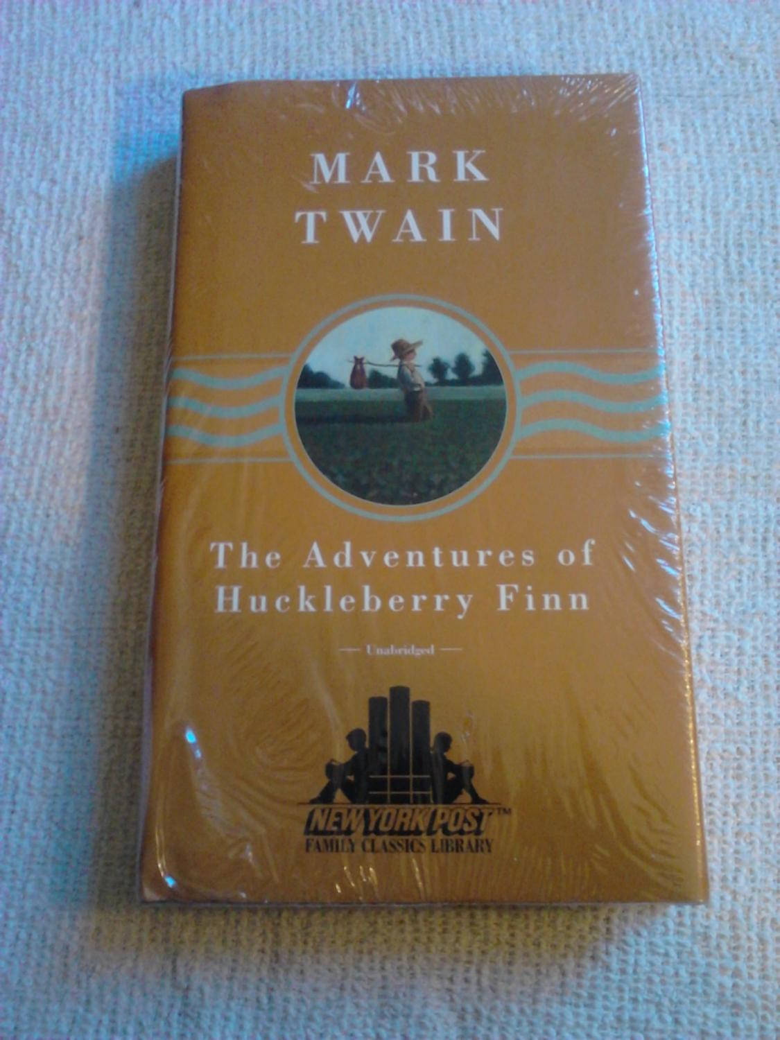 adventures of huckleberry finn by twain abebooks