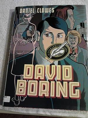 David Boring: Clowes, Daniel