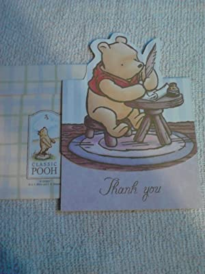 Winnie the Pooh Flip Open Thank You: Milne, A. A.
