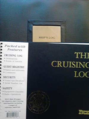 Leather Log Book Cover and The Cruising Log Book [2 Piece Set]: Weems & Plath Incorporated
