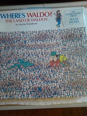 Where's Waldo?: The Land of Waldos Puzzle: Handford, Martin