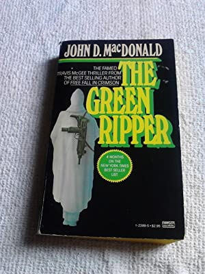 The Green Ripper: MacDonald, John D.