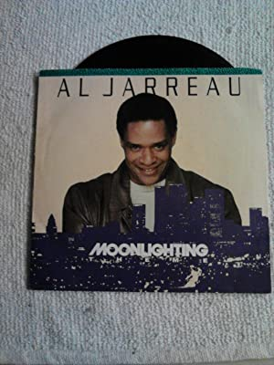 "Moonlighting (Theme), Moonlighting (Theme)(Dub Version) 7"" 45rpm: Al Jarreau &"