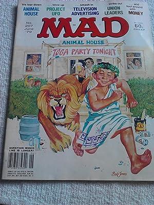 Mad [Magazine]; June 1979, Vol. 1, Number: Gaines, William M.