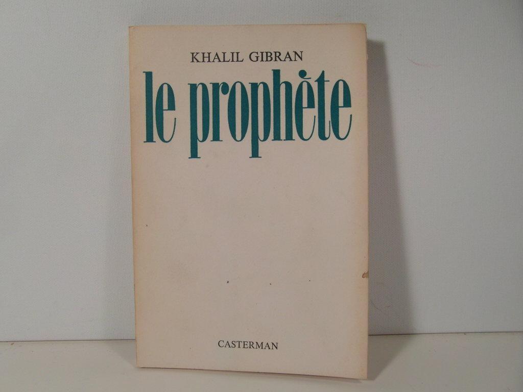Broché - Le prophète - Broché