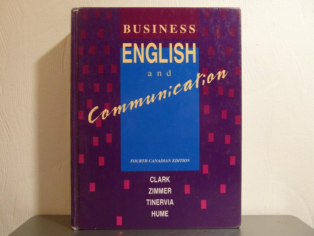 Business English and Communication