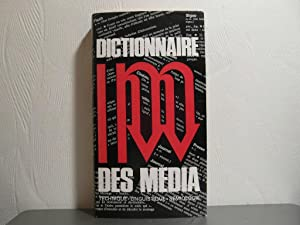 Dictionnaire des media: Fages J-B, Pagano Christian