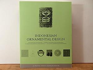 Indonesian Ornamental Design: Collectif