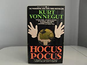 Hocus Pocus: Vonnegut, Kurt Jr.