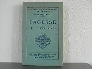 Sagesse et Paul Verlaine: Clauzel Raymond