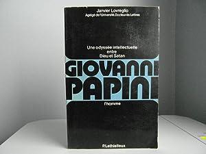 Giovanni Papini: L'Homme: Lovreglio Janvier