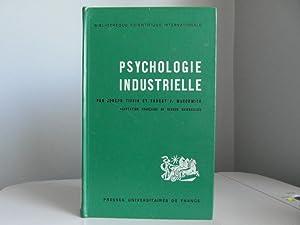 Psychologie industrielle: Tiffin/McCormick