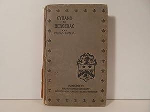 Cyrano de Bergerac: Rostand Edmond