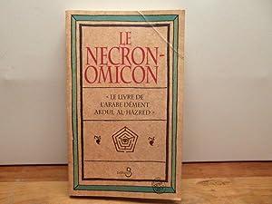 Le Necronomicon : Le livre de l'arabe: Hay George dir