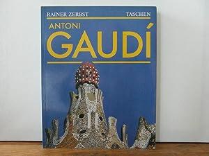 Gaudi 1852-1926, Antoni Gaudi i Cornet, une: Zerbst, Rainer