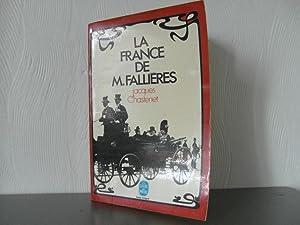 La France de M. Fallieres: Chastenet Jacques