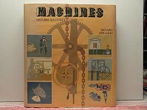 Machines: Histoire illustrée: Strandh Sigvard