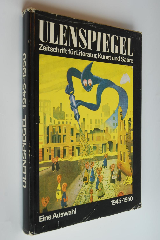 Ulenspiegel : Zeitschrift für Literatur, Kunst und: Sandberg, Herbert: