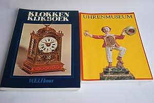Klokkenkijkboek [Klokken Kijkboek]: Hana, W.F.J.: