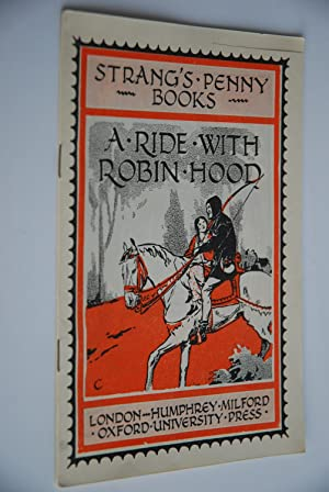Strang`s Penny Books C5: A Ride with Robin Hood