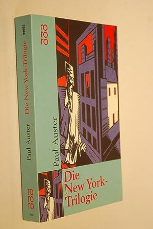 Die New-York-Trilogie. Dt. von Joachim A. Frank,: Auster, Paul:
