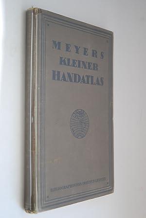 Meyer`s Kleiner Handatlas in 42 Haupt- und: oA, :