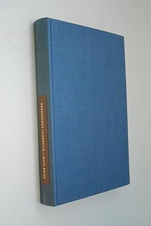 Bremisches Jahrbuch Band 49 Herausgegeben von der Historischen Gesellschaft zu Bremen, Mitglied der Wittheit zu Bremen