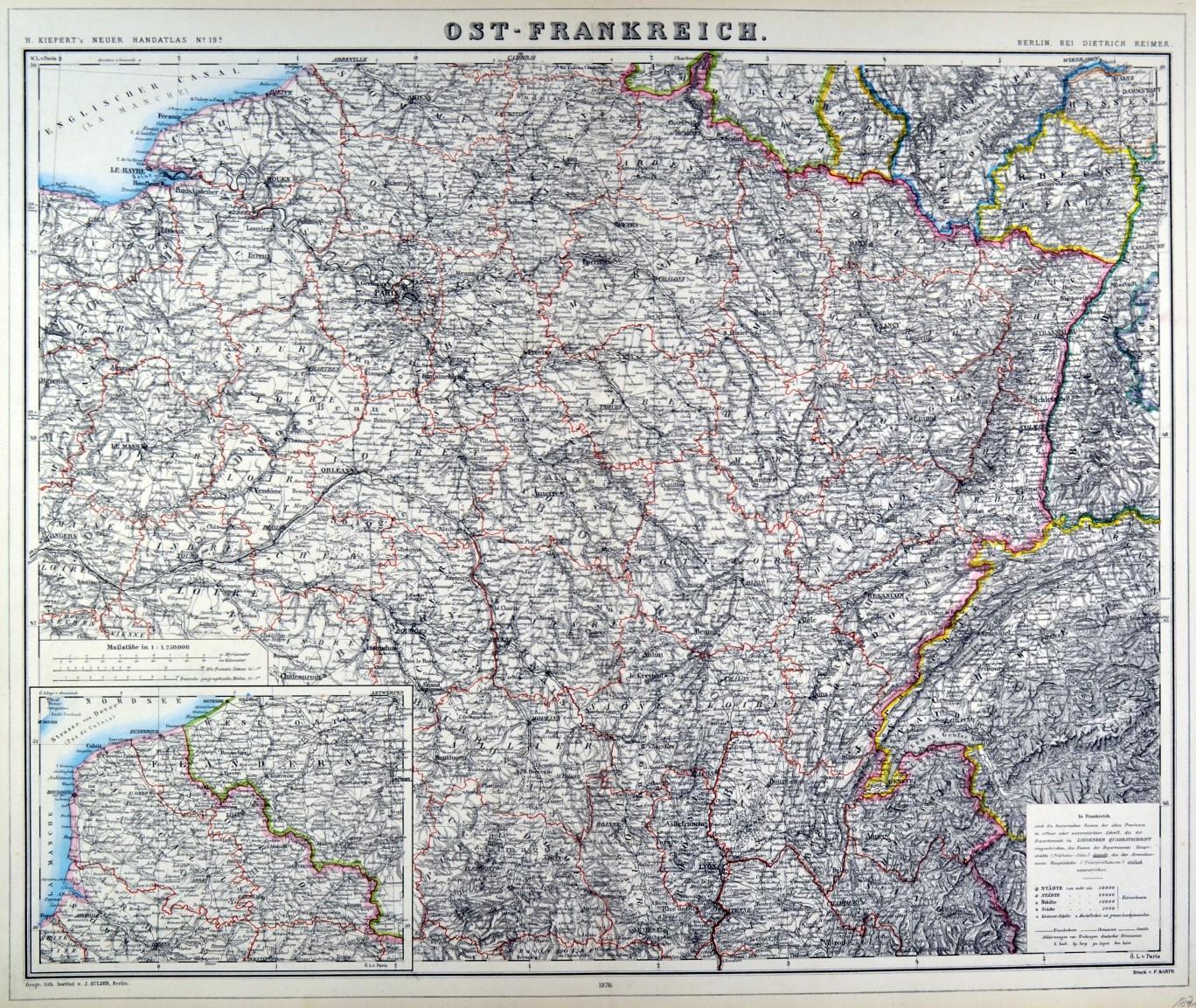 Ostfrankreich