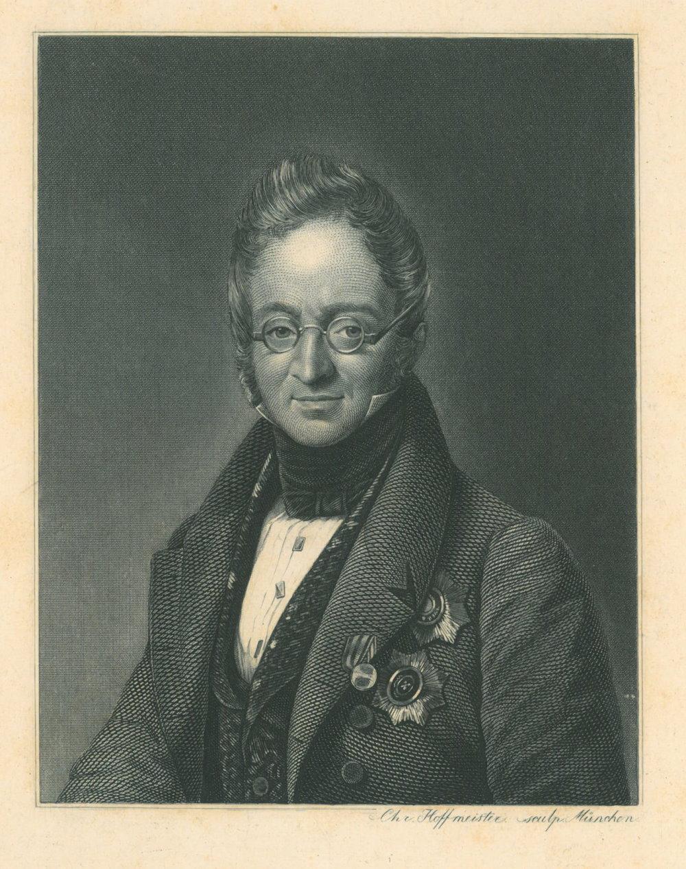 NESSELRODE, Karl Robert Graf von (1780 -