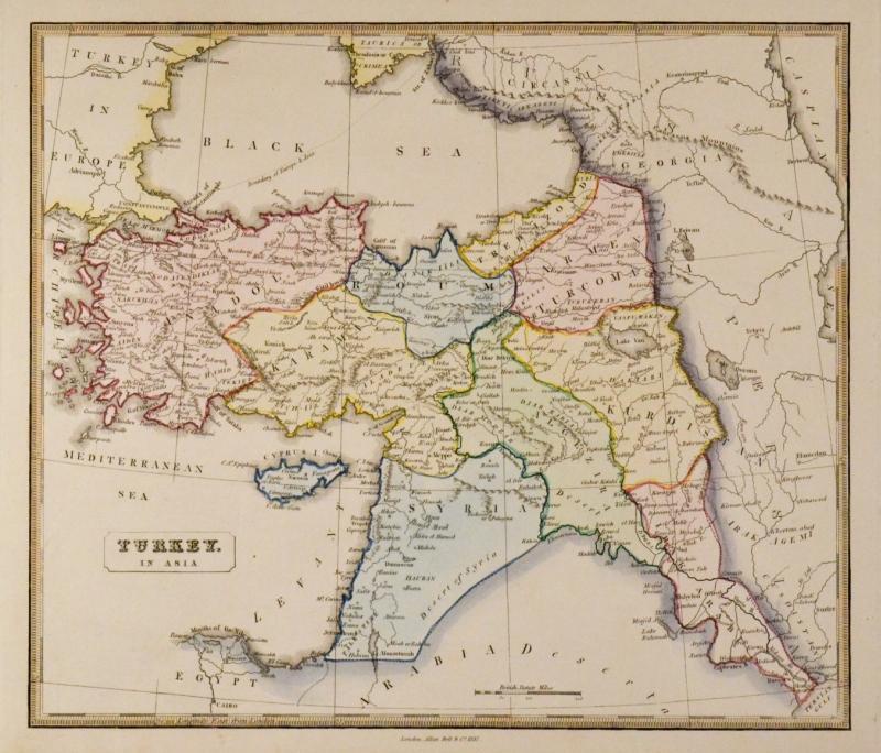 Karte Türkei.Türkei Karte