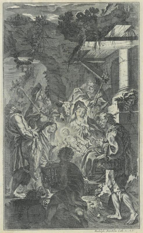 Hirten Bilder Weihnachten.Weihnachten Die Anbetung Der Hirten Männer