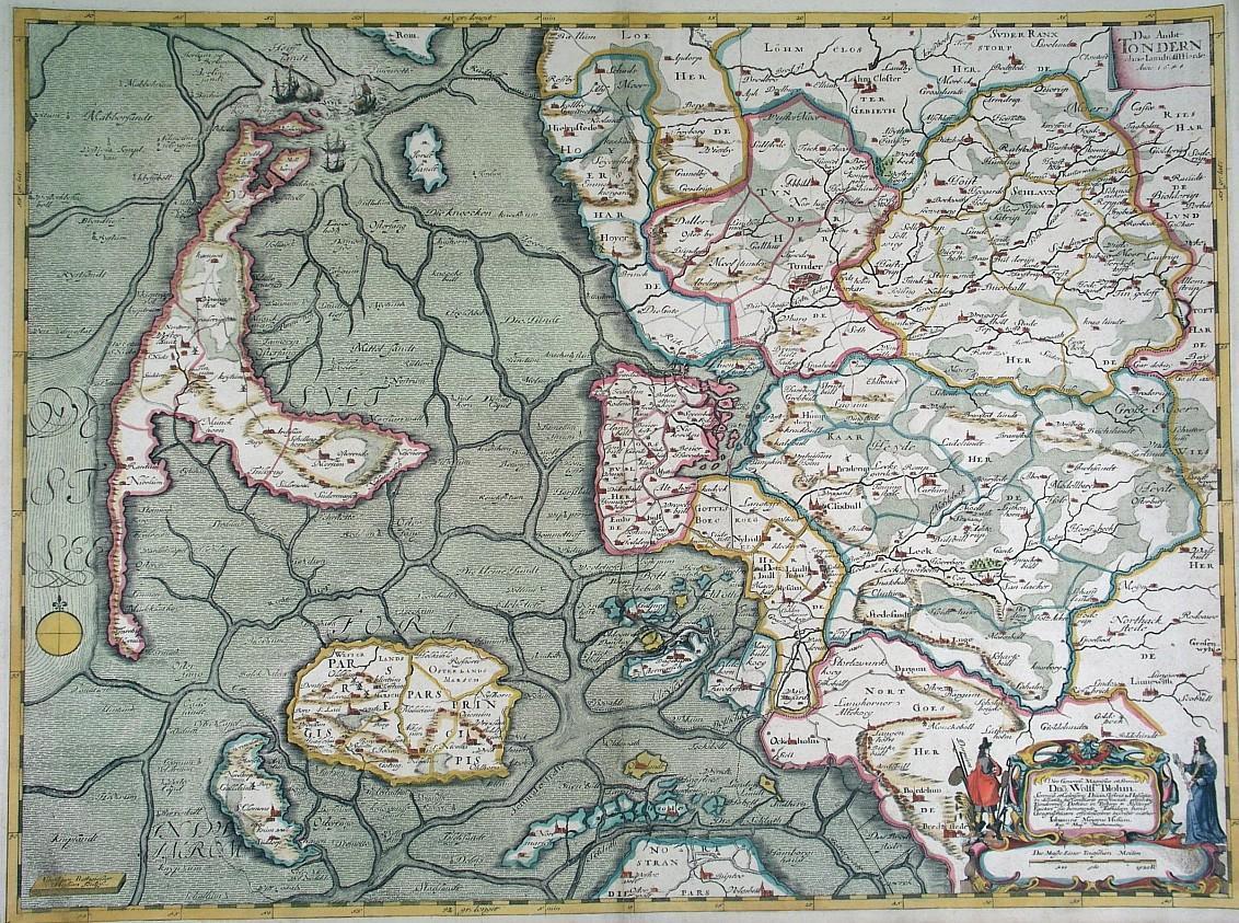 Karte Von Sylt.Sylt Karte