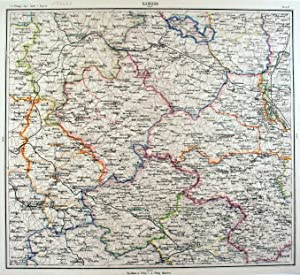 Karte Bamberg Landkarte.Bamberg Karte Bamberg Zvab