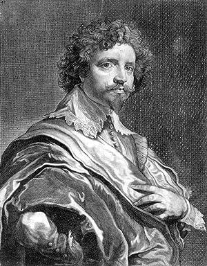 LE BLON, Michel (1587 - 1656) Halbfigur