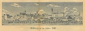 DILLINGEN. - Weiß, Wilhelm. Chronik der Stadt